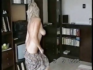 My wife dancing 1