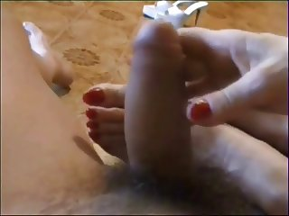 Compilation FootJob with my Devine naked Feet!!!!