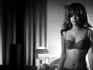 Rihanna - Armani Jeans Lingerie compilation