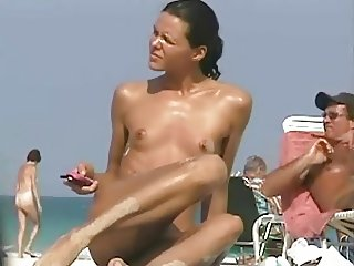 Magnifical nudist pussy