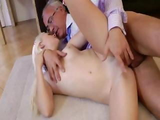 Hot body fake blonde european gets all nasty with cock