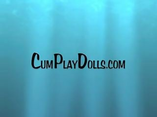 Cute Cum Play Dolls