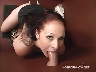 Gloryhole with Gianna Michaels