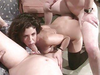 Sophia Ferrari - Classic Busty Babe Anal