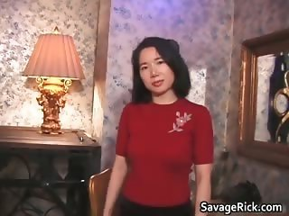 Tied real asian Beauty 3 Melody part2