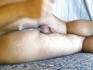 secound time prostate anal orgasm