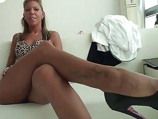 LGH - Tamia High Heels zum abspritzen