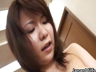 Adorable petite Milf with perfect big