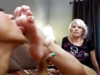 Delicous Yasmin Love Feet