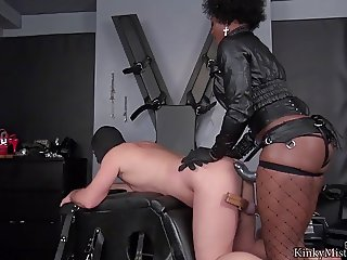assfucked by Mistress Kiana