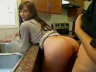 augustfox in kitchen 1