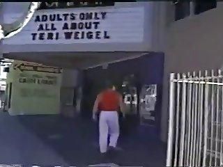 Cinema blowjob