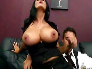 Ava Addams is one corrupt police officer