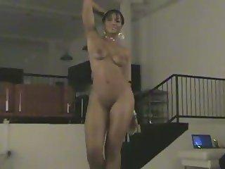 Tiara Harris: Brown Sugar Goddess Striptease - Ameman
