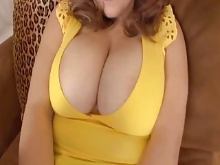Readhead Hair Snatch Sierra And Her Big Titties POV