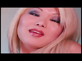 hot chuby asian ladyboy solo