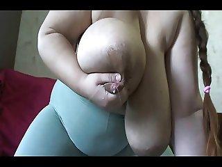 big tits milk ( the cow 7 )