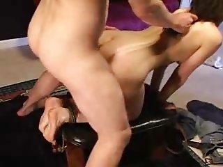 Amateur get painful anal