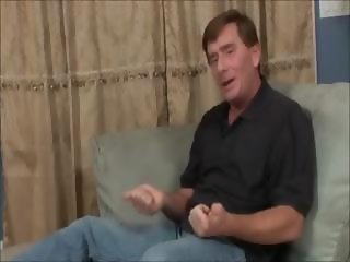 Mckenzee Miles gets devastating fingering and hard fucking from an older man