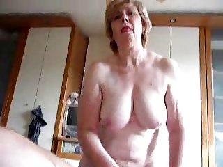 My Milf  sucking cock