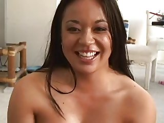amateur cocksucker swallows cum