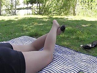 Pantyhose Feet & Legs
