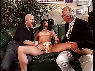 Mrs K Ingels' Office Visit Turns Into A Dirty Threesome