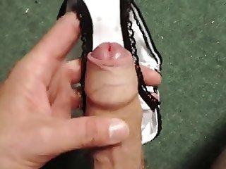 Cum in wife's friend's panties