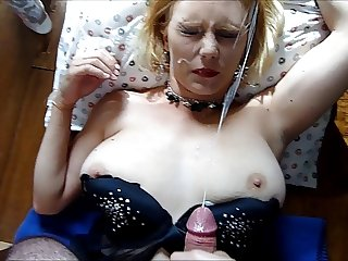 HUGE CUMSHOT...awesome in slow motion