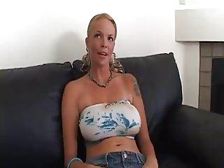 Amateur Milf home video