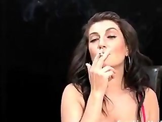 Smoking Fetish Milf Big Tits