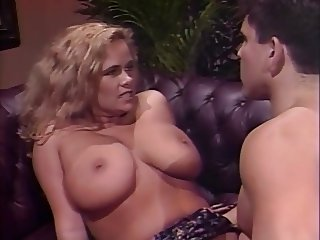 Nice fuck from early 90s with busty whore