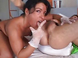 Ashley - prostate massage