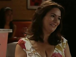 Debbie Rush's Massive Tits (Corrie)