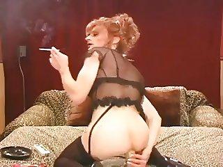 Smoking Hot Tranny Slut