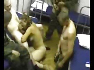 Military whore
