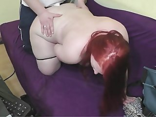 Redhead BBWFuckedHar
