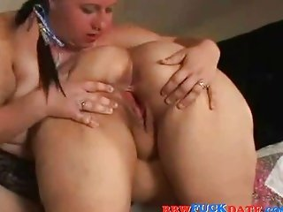 Massive women fingering and licking