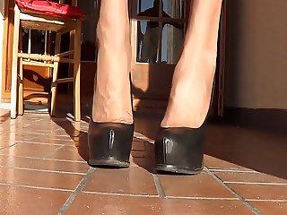 Heels & sun