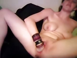 Big Toys - Self Fisting - Pussy Gaping