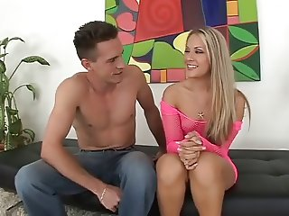 Chelsie Rae is a beautiful girl....and loves anal sex!