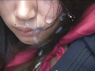 Playing with japanese schoolgirls (18+)