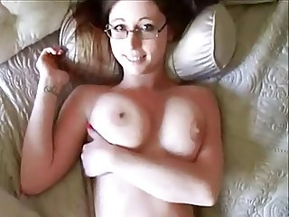 The Hottest Girl With Glasses Ever