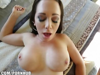 Destiny Dixon will make you cum in less than a minute. POV style