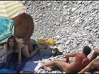 beach sex Voyeur 4 DR3