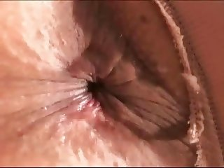 amateur pantyhose anal