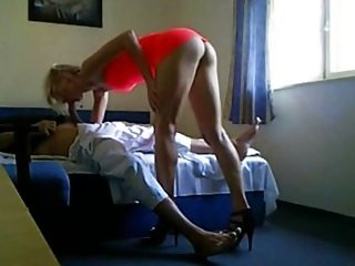 Extremely Hot Milf Cheating Her Husband