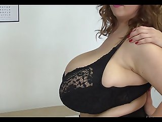 Having huge fat boobs can be a problem