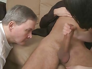 MILF Fucks In Front Of Husband Cuckold... IT4REBORN
