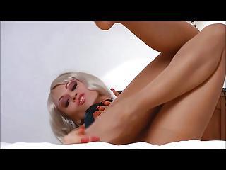 Solo Pantyhose Show 6